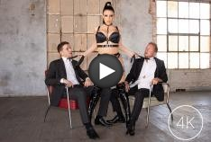 Angela White Gets Dp'd In A Desolate Warehouse