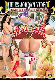Ass Worship 17 DVD