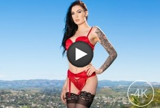 Marley Brinx Has Her Asshole Probed