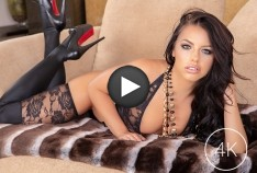 Adriana Chechik vs. Lexington Steele: Anal Reckoning